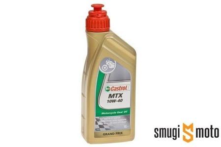 Olej przekładniowy Castrol MTX 10W40, 1 litr