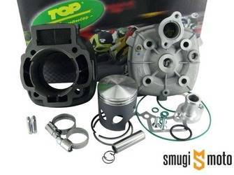 Cylinder Kit Top Performances Black Trophy 70cc, Gilera / Piaggio LC