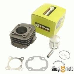 Cylinder SMG Power 70cc, Minarelli leżące AC 12mm (bez głowicy, tłok Vertex)
