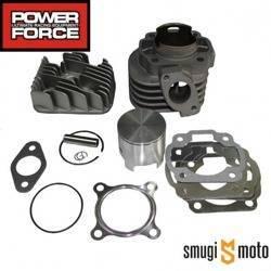 Cylinder kompletny Power Force Alu 70cc, Minarelli leżące AC