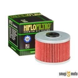 Filtr oleju HifloFiltro HF112, GAS GAS, HONDA, KAWASAKI, POLARIS, SUZUKI
