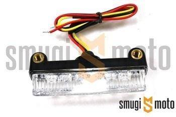 Lampa STR8 Mini LED, biała, uniwersalna (E)