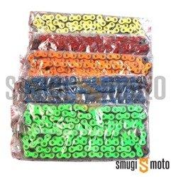 Łańcuch napędowy RK 420SB - 136 ogniw (różne kolory)