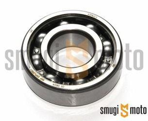 Łożysko wału SKF 6204 C3 Metal, Minarelli / Derbi / Peugeot leżący
