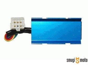 Moduł CDI Power Force, tuningowy alu, Kymco ZX/BW/Vitality 50