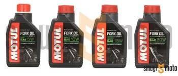 Olej do amortyzatorów Motul Fork Oil Expert, 1 litr (różne lepkości)