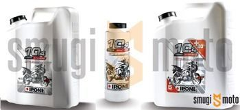 Olej silnikowy Ipone 10.4 10W40 4T, półsyntetyk (różne pojemności)