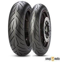 Opona Pirelli 130/70-12 Diablo Rosso Scooter 62P TL tył wzmacniana M/C DOT 2020