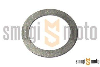Podkładka wałka zdawczego 20,45x28x0,6 (od strony zębatki napędowej), Minarelli AM
