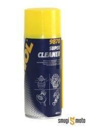 Środek rozpuszczający brud Mannol Super Cleaner, ultrasilny (rozpuszcza lakier), 400ml