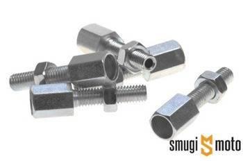 Śruba regulacyjna linki gazu M5, 4,5mm - 5mm