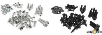 Śruby owiewek STR8, MBK Nitro / Yamaha Aerox (różne kolory)