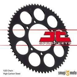 Zębatka tylna JT [420], Derbi Senda / Aprilia RX '06- / Peugeot XP6 (105mm) (różne rozmiary)