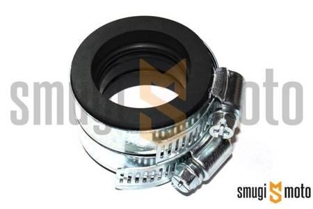 Adapter gumowy, gaźnik - króciec Mokix, 32-34 / 25-30mm