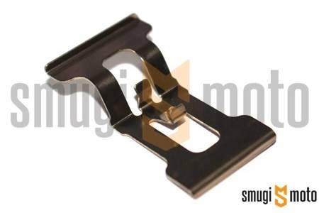 Blaszka zacisku przedniego, wewnętrzna, Honda CR 125-500 / XR 125-650 / CRF 125-450