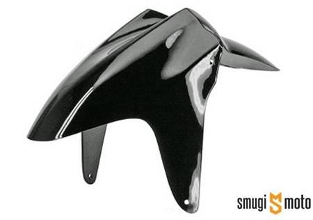 Błotnik przedni TNT, czarny metalik, MBK Nitro / Yamaha Aerox