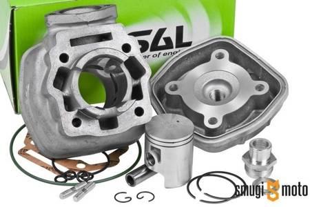 Cylinder Kit Airsal Iron Sport 50cc, Aprilia / Derbi / Gilera 2006- (D50B)