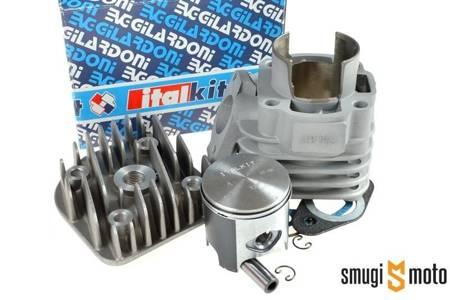 Cylinder Kit Italkit Nicasil Sport 70cc, Minarelli leżące AC (sworzeń 10mm)