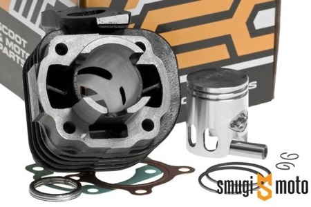 Cylinder Kit Tec HQ 50cc, Minarelli leżące AC (bez głowicy)