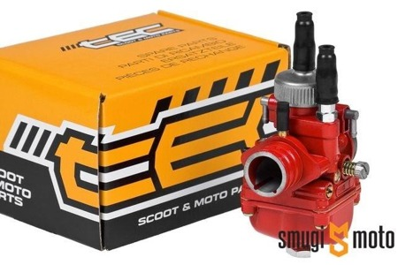 Gaźnik Tec Pro Red Edition PHBG 19mm, uniwersalny 2T (2T)