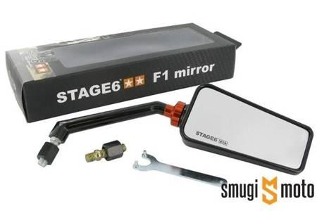 Lusterko Stage6 F1 Style M8, prawe (różne kolory)