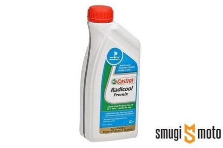 Płyn do chłodnic Castrol Radicool Premix, 1 litr